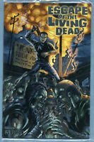 Escape of the Living Dead #4 [Platinum Variant Ltd] 750 Copies - Avatar Press A