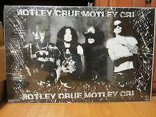 Motley Crew Rock Poster 1994 a