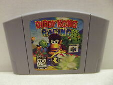 NINTENDO 64 DIDDY KONG RACING GAME CARTRIDGE ONLY
