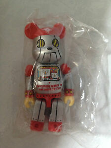 Medicom Bearbrick Artist Devil Robot Series 3 029 be@rbrick 2002 action figure