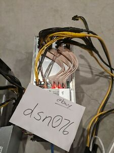 Bitmain Antminer L3+ 560-570 mh/s with power supply