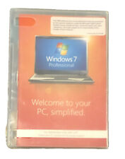 Microsoft FQC-00730 - OEM Windows 7 Professional System Builder Pack 32 Bit
