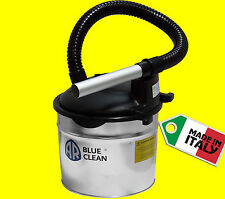 Aspiracenere Eco15 800W 15lt filtro camini stufa a pellet cenere eco 15 bidone
