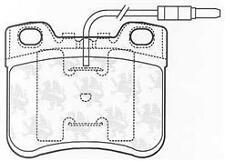 Citroen AX (1986-1998) *New* Front Brake Pad Set QH BP500