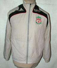 Chicos adidas 2006 Liverpool Chándal Top para adaptarse a 32/34inc 42 pecho