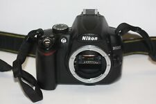 Nikon D D5000 12.3MP Digital SLR Camera - Body Only -