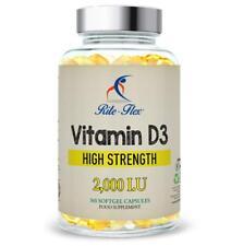 Vitamin D3 2000IU 50 μg di Rite-Flex - Supporto per sistema osseo articolare ...