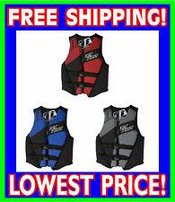 2XL Yamaha WJP-32330-BL-XX Life Vest Men's Hybrid Blue FREE SHIPPING!!!