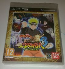 Naruto Ultimate Ninja Storm 3 Full Burst PS3 New Sealed PAL Sony PlayStation 3