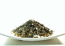 Genmaicha  Green Tea  With Brown Rice  Tea Loose Leaf Tea  1/2 LB