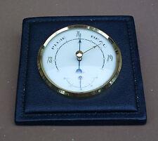 Thermomètre baromètre de bureau à poser vintage SFAM thermometer barometer