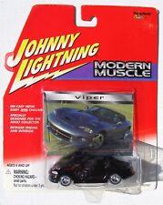 JOHNNY LIGHTNING R2 MODERN MUSCLE 2000 DODGE VIPER RT/10