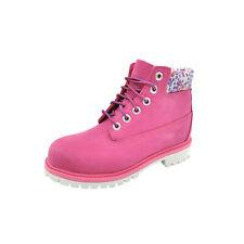 Timberland A13Y1 Mädchen Boots Stiefel Stiefeletten Klassiker Pink Kinder Schuhe