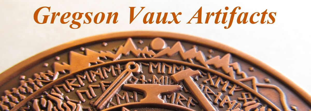 Gregson Vaux Artifacts