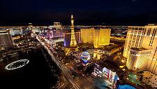 "Poster 24"" x 16"" Cosmopolitan of Las Vegas"