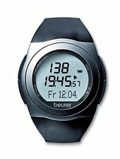 Black Beurer PM25 Heart Rate Monitor Sports Health Body Watch Award Winning