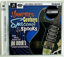JOE MEEK - VAMPIRES, COWBOYS, SPACEMEN & SPOOKS - THE VERY BEST OF JOE MEEK'S
