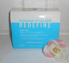 Rodan + Fields AMP MD System Roller Redefine Night Renewing Serum 60 Capsules
