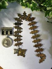 St John Ambulance Service Medals with 20 Bars (1940-62) + Order of St John Medal