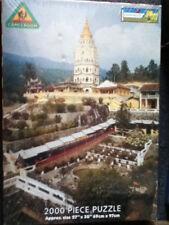 malaysian temple 2000 piece jigsaw [New & Sealed]