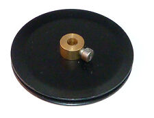 MAMOD STEAM ENGINE SPARES - MAMOD ROADSTER SA1 (ETC) BLACK PULLEY