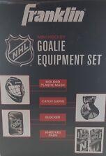 Franklin Sports Ice Roller Hockey Goalie Equipment For Sale Ebay
