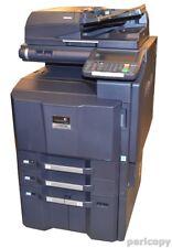 Kyocera TASKalfa 4550ci Farbkopierer Scanner Drucker Duplex Netzwerk 45 S/min