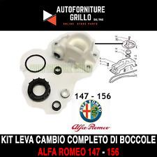 ALFA ROMEO 147 156  KIT LEVA CAMBIO COMPLETO DI BOCCOLE