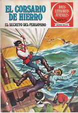 EL CORSARIO DE HIERRO - JOYAS LITERARIAS JUVENILES SERIE ROJA Nº 8