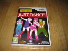 Wii - Just Dance 1 - Pal España - Nuevo y Precintado - Nintendo