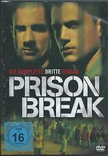 Prison Break - Staffel - Season drei - 4 DVDs - Neu & OVP 3