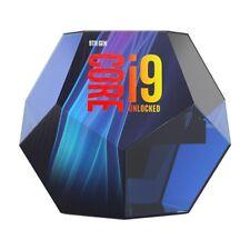 Intel Core i9 9900K Octa Core LGA 1151 5GHz Unlocked CPU Desktop Processor