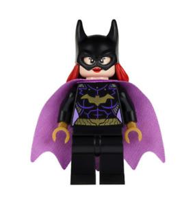 Lego Batgirl 76013 Lavender Cape Super Heroes Minifigure