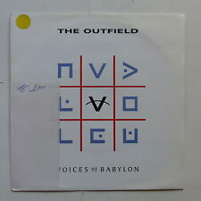 THE OUTFIELD Voices of Babylon 654739 7