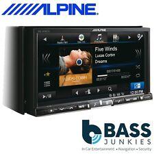 "Alpine INE-W987D 7"" Sat Nav Bluetooth DAB DVD CD MP3 iPhone Car Stereo EX DISP"