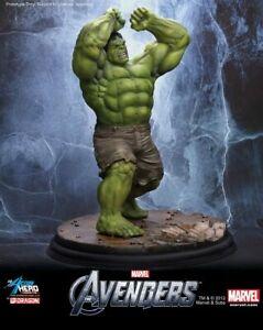 Dragon Models Hulk 1/9 Scale Marvel Avengers Action Hero Vignette Model Kit