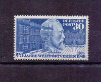 Bund 1949 - UPU Stephan - MiNr. 116 postfrisch** - Michel 70,00 € (720)