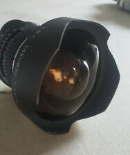 Pentax Takumar M42 SMC 15mm F3.5  Extreme Wide Angle Prime  Lens