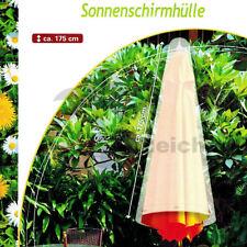 Schutzhülle Sonnenschirm Gartenschirm Hülle Abdeckung Schutzhülle Wäschespinne
