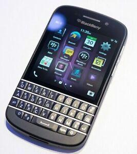 Blackberry Q10 (SPRINT ONLY) 16GB QWERTY Bar HD Voice Cellular Phone
