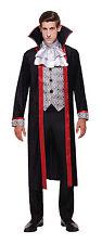 Vampire Duke Halloween Horror Fancy Dress Costume Outfit Size M-L