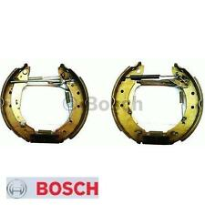 BOSCH Bremsbackensatz 4 Bremsbacken Trommelbremse DACIA RENAULT 0204114554