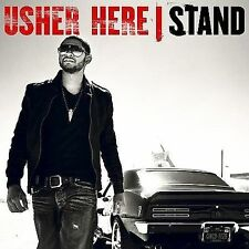 Here I Stand by Usher CD rap music LaFace records
