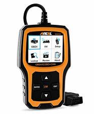 ANCEL AD410 Enhanced OBD II Vehicle Code Reader Automotive OBD2 Scanner Auto ...