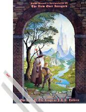 Set: Der Herr Der Ringe Poster (91x61cm) + Posterleisten #B066881