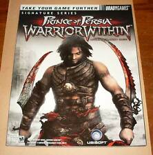 Prince of Persia-Warrior Within-BRADYGAMES SIGNATURE SERIES-Strategy Guide
