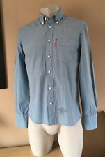 RED LABEL LEVIS LONG SLEEVE SHIRT SIZE SMALL
