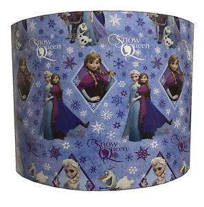Frozen Lampshade Ideal To Match Frozen Duvet Frozen Wallpaper Frozen Wall Decals