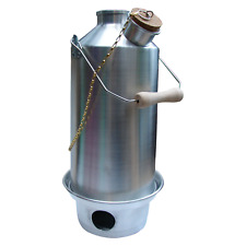 Irish 1.5L Outdoor Camping Kettle Aluminium