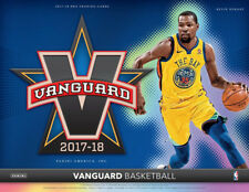 Chris Paul 17/18 Panini Vanguard Basketball Full Case Break 6X Boxes